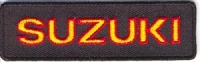 SUZUKI Patch 3.5 x 1