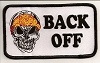 Back Off Patch 4x2