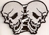 Skull Twin Patch 3