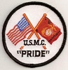 USMC Pride Patch 3