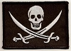 Jolly Roger Patch 3.5x2.5