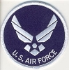 US Air Force Patch 3