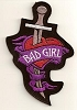 Bad Girl - Knife Patch 3