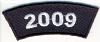 2009 Rocker Patch Downward Corners 2.5x1