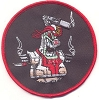 Evil Robot Clown Patch 3