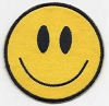 Smiley Face Patch 3
