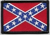 Confederate Battle Flag with Black Border 3x2