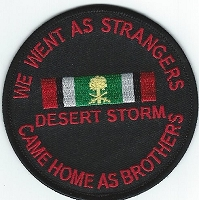 We Went As Strangers Came Home As Brothers - Saudi-Desert 3.5