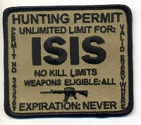 ISIS Hunting Permit Patch 3.5