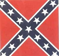 Rebel Flag Bandana