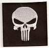 Skull Punisher Patch 3