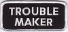 TROUBLE MAKER Patch 4x2