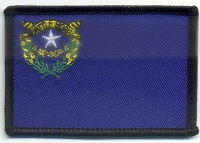 Nevada State Flag Patch 3x2